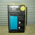 iphone 7 screen protecor tempered glass sealed momentum brands #60-695830 shatter-proof