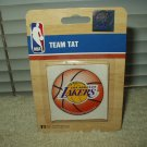 los angeles lakers temporary tattoo official nba team tat 1 each