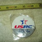 usbc united states bowling congress league champion keyring keychain sealed