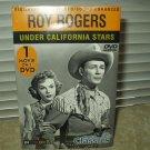 roy rogers color movie classics dvd... under california stars #62299 digitally remastered