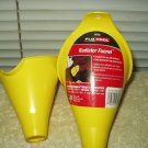 flotool radiator funnel lot of 2 # 10703