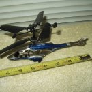 PROPEL RC EXECUHELI WIRELESS INDOOR BLUE HELICOPTER ONLY parts or repair