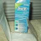 oral-b super floss 50 precut sealed strands  distressed box