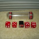 trick loaded dice roll 7 or 11 everytime! 2 sets 1 is regular dice las vegas