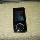 lg vx8500 verizon slider phone chocolate 3g bluetooth & camera w/ earphones works!