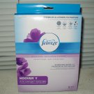 febreze hoover y upright vacuum cleaner bags 3 ea in box