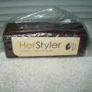 her styler hair serum w/ argon oil & aloe vera sealed package 60ml 2 oz