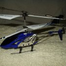 Syma S107H Remote Control Helicopter only rc blue parts or repair
