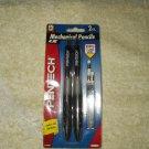 pentech mechanical pencils LX comfort grip set of 2 ea refillable .7mm