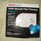 cvs health tens muscle pain therapy device blocks pain open box