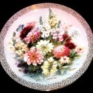 Linnia finale by Lena Liu /Symphony of Shimmering Beauty 1992 -Plate # 2377/B