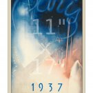 1937 Paris Exposition #1 - 11x17 inch Vintage Art Deco Advertisement Poster