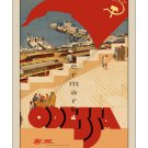 Odessa - VIntage Soviet/Russian Travel Poster [4 sizes, matte+glossy avail]