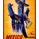 Mexico #7 - 11x17 inch Vintage Travel Poster