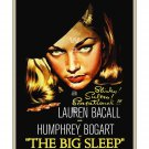 Lauren Bacall The Big Sleep Film Noir Movie Poster [4 sizes, matte+glossy avail]