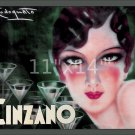 Cinzano #1 - 11x14 inch Vintage Advertisement Poster/Print