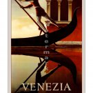 Venezia #3 - Vintage Italian Travel Poster [6 sizes, matte+glossy avail]