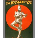Wizard of Oz Musical - Tin Man - Theatre Advertisement/Poster