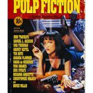 Uma Thurman, Pulp Fiction - 11x17 inch Vintage Film Movie Poster