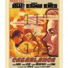 Casablanca #4 - Ingrid Bergman 11x14 Vintage Lobby Card Film Movie Poster