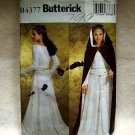 COSTUME Butterick Pattern #B4377 Misses,  size 14, 16, 18, 20