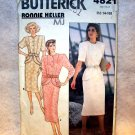 **Butterick Pattern #4821 Misses top and skirt, Ronnie Heller, size 12, 14, 16,