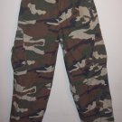 "Army fatigue/camoflage Pants Size Boys 6, ""Faded Glory"""