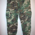 Army fatigue/camouflage Pants Size men's 44/34 Eddie Domani