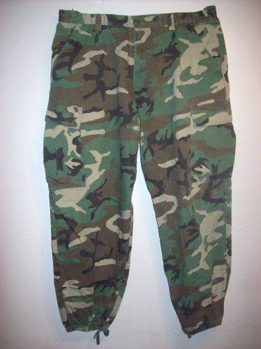 Army fatigue/camouflage Pants Size men's 44/34 Eddie Domani