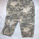 Army fatigue/camouflage Pants Size Boys 4,