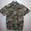Children Army fatigue/camouflage unisex shirt by Drill. xl