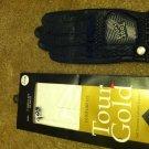 Ladies Left Brand New Tour Gold Golf Glove Size M