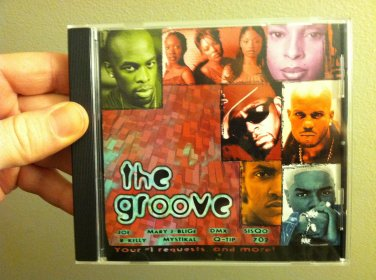 the groove CD 2000