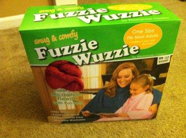 Fuzzie Wuzzie, snug and comfy, New in Box