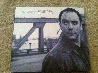 DAVE MATTHEWS BAND - SOME DEVIL CD