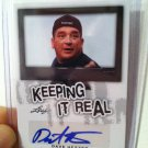 Dave Hester Keeping It Real Auto Card