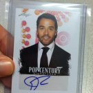 Jeremy Piven Pop Century Signatures Auto Card