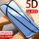 2 PIECES 5D 9H Tempered Glass Screen Protector for IPHONE  6 6s 6s+ 7  7plus 8  8plus