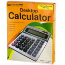 Large Display Desktop Calculator 24 PIECES/LOT