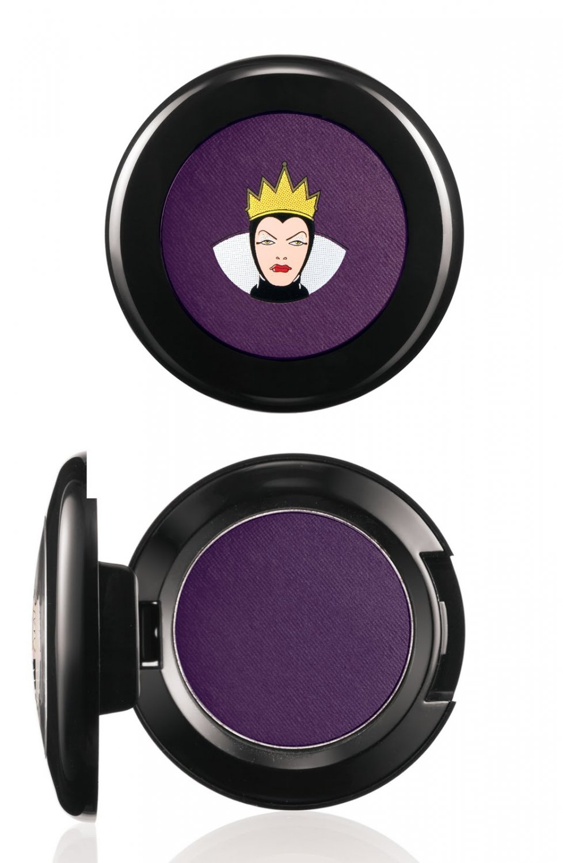 "M.A.C Cosmetics Disney Venomous Villians Evil Queen ""VILE VIOLET"" Eye Shadow"