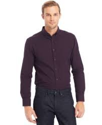 KENNETH COLE REACTION MENS BUTTON DOWN SHIRT