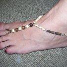 Beach Feet - Natural - SBS-BF-009 - Per Pair