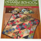 Back To Charm School Quilts from Country Threads MCB1114