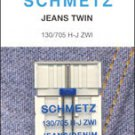 Schmetz Sewing Machine Twin Denim Needle 1738