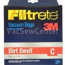 Dirt Devil Type / Type C Vacuum Cleaner Bags DES-T5700