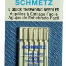 Sewing Machine Schmetz Quick Threading Needles 1790