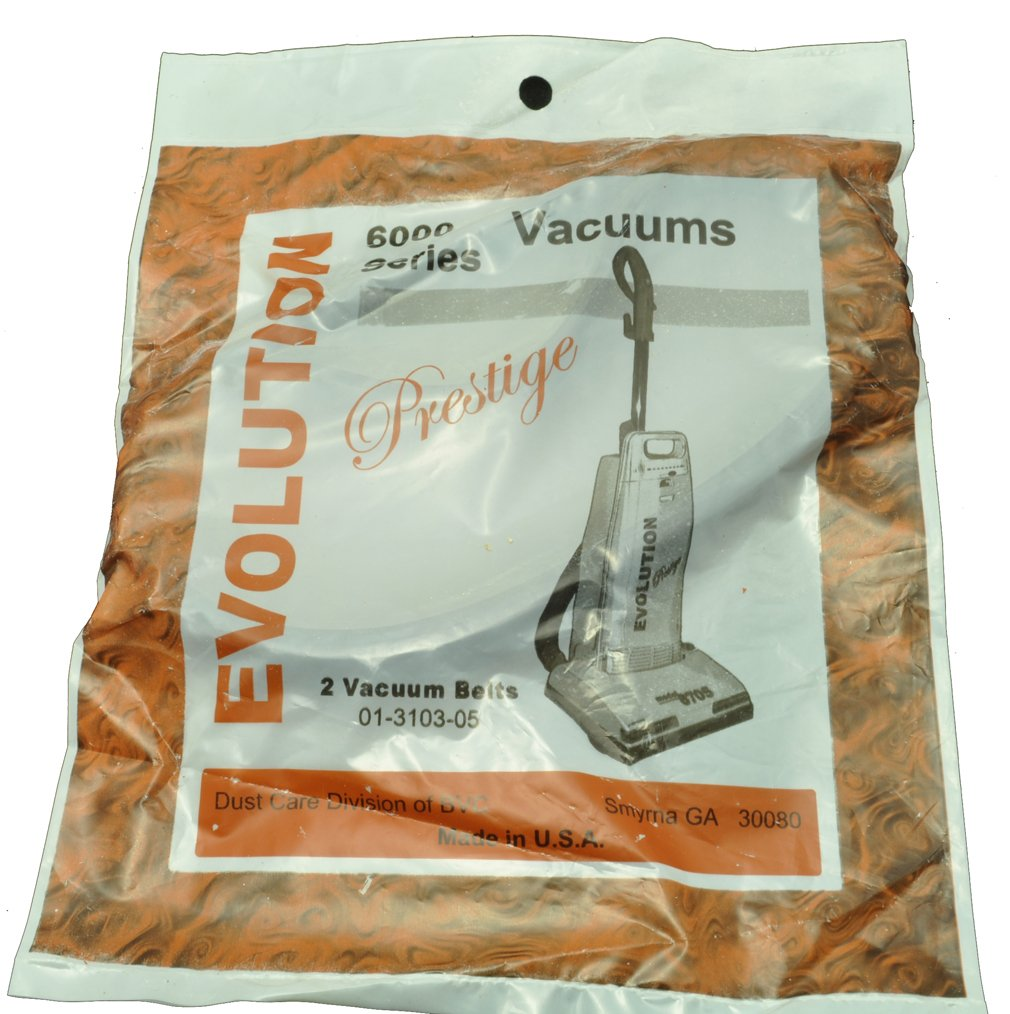 Evolution By Dust Care Upright Vacuum Cleaner Belts