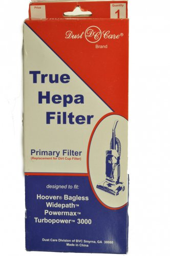 Hoover Upright Vacuum Cleaner  Hepa Filter H-40110008