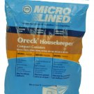 Oreck Housekeeper Canister Vacuum Bags OR-1477