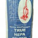 Hoover Wind Tunnel Upright Vac True Hepa Filter, U6445